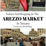 Arezzo Market Tuscany