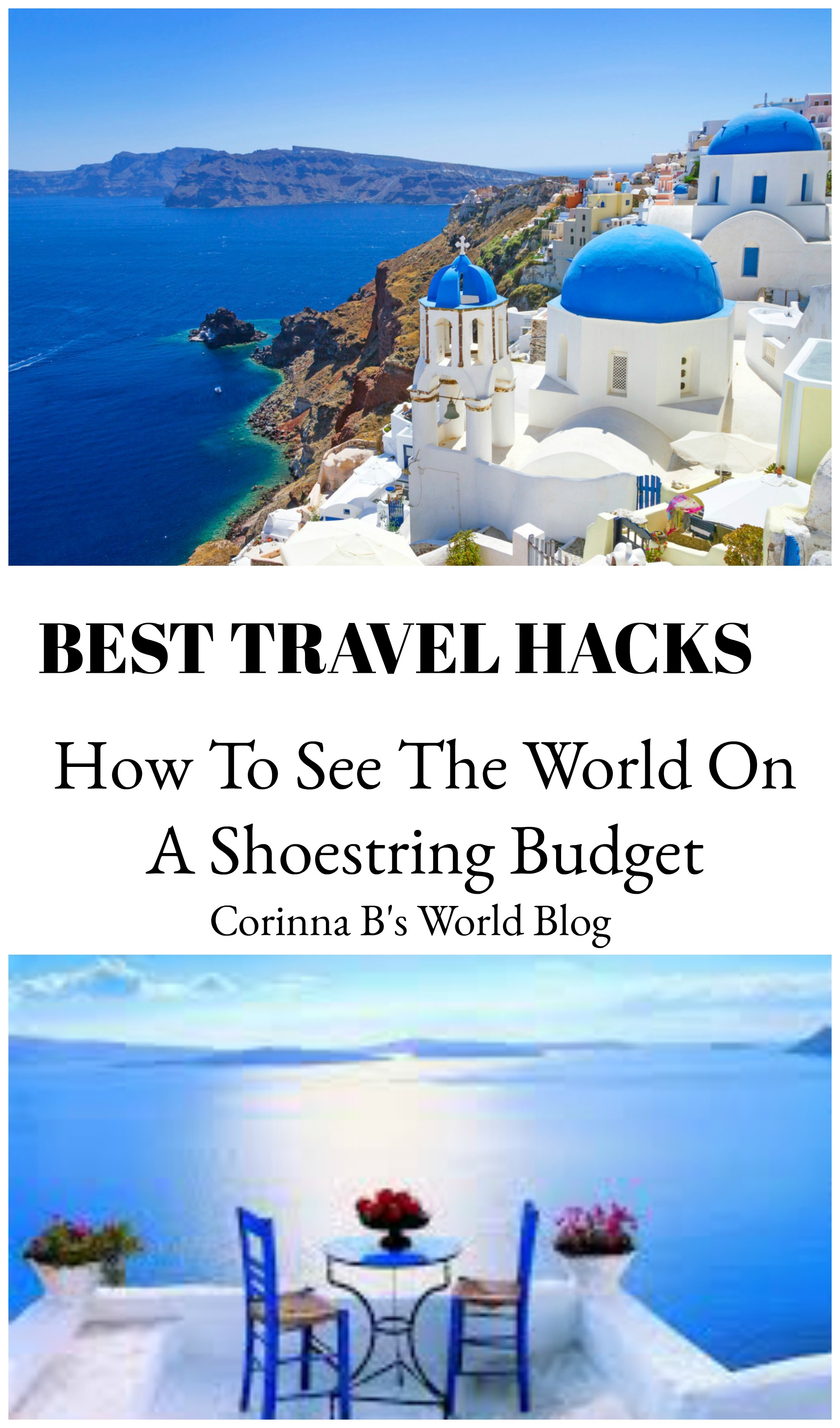 7 Great Travel Hacks How To Travel The World On A