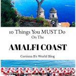 What To Do On The Amalfi Coast