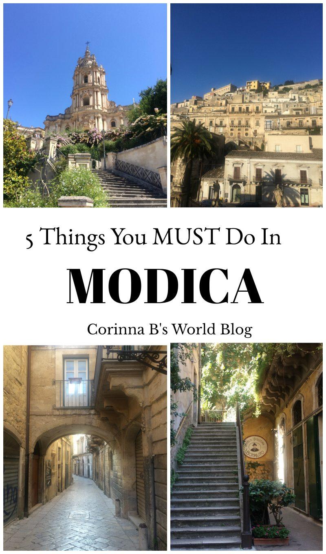 Baroque Sicily Modica