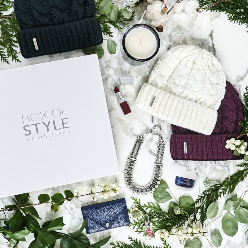 Box of Style Winter 2017