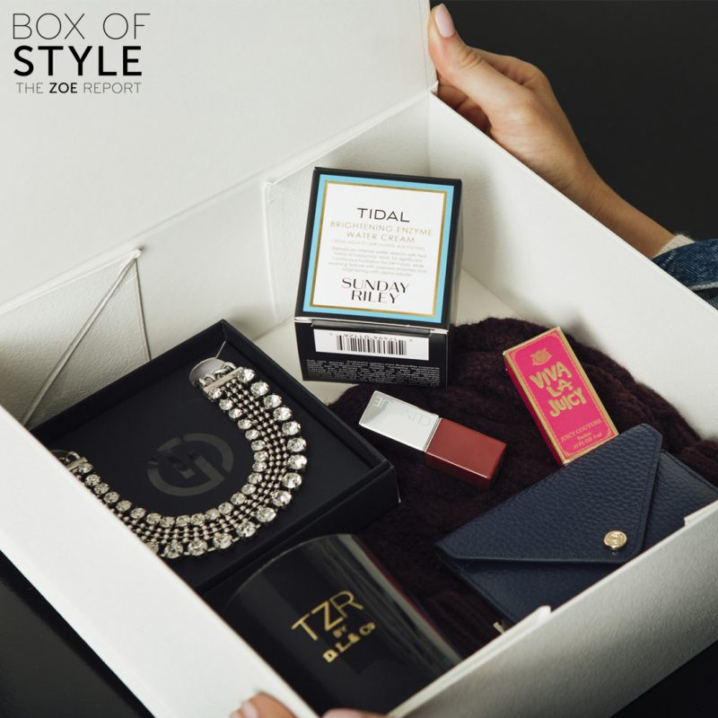 Zoe Report Winter Box Of Style