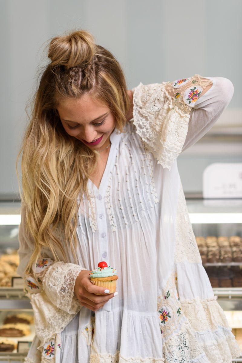 cupcakes braids
