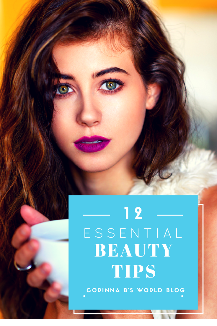 essential beauty tips