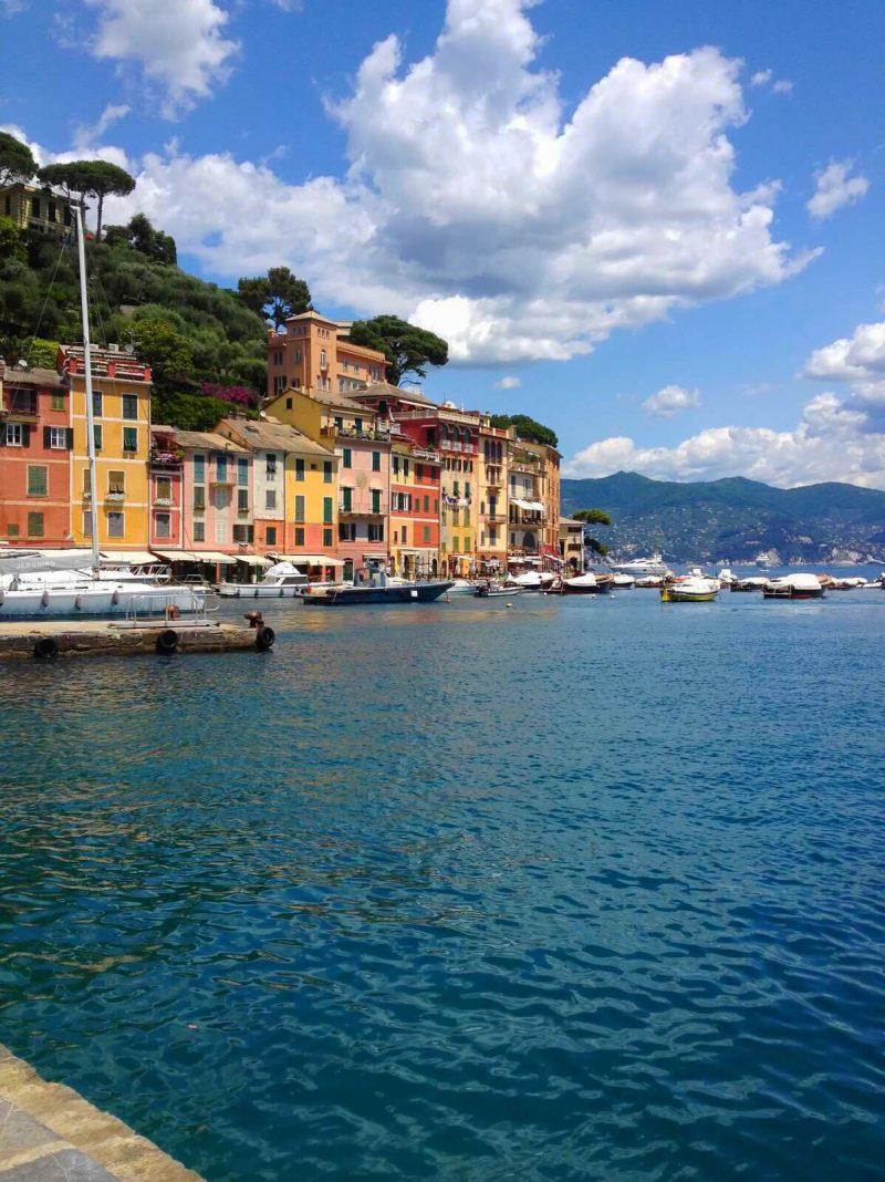 Portofino Glam Italia Tour