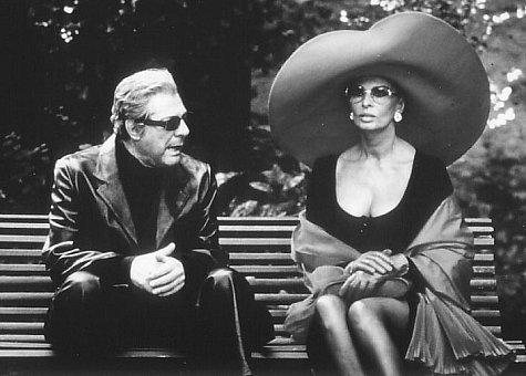Iconic Sophia Loren