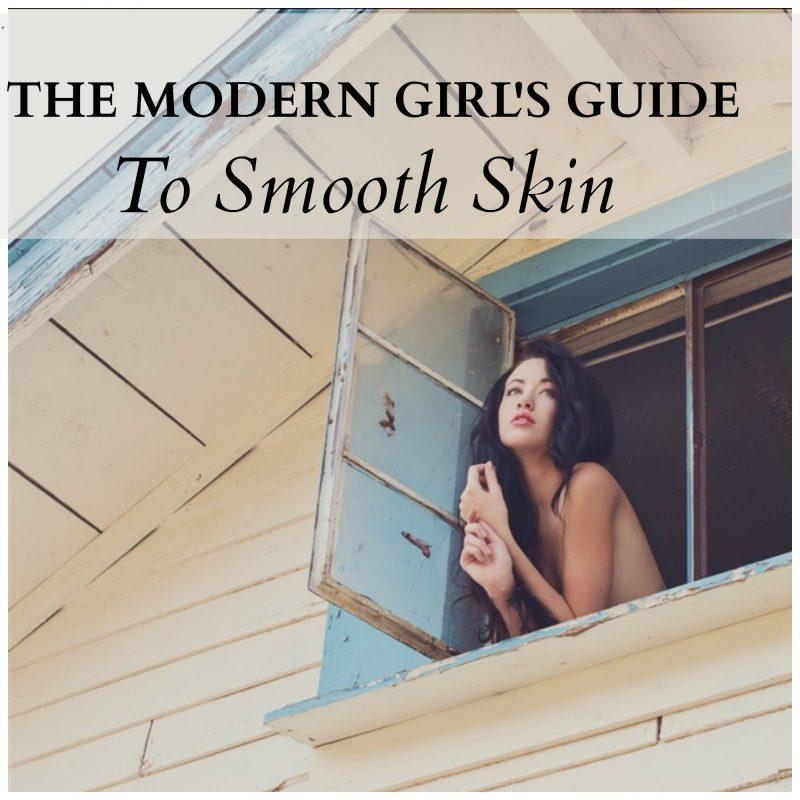 Smooth summer skin