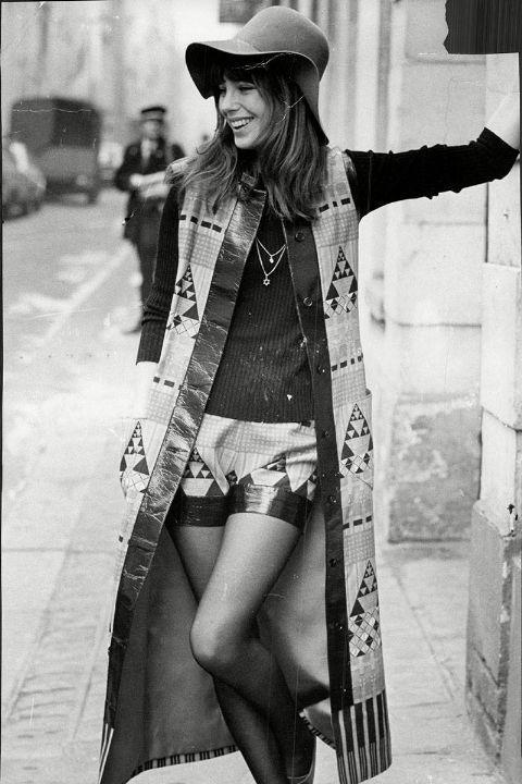 iconic jane birkin 1971