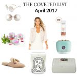 The Coveted List April 2017