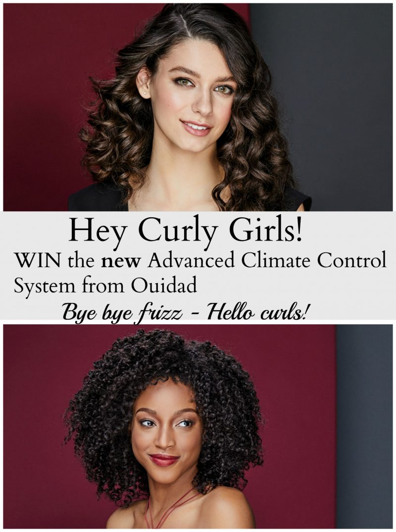 Ouidad Advanced Climate Control Giveaway