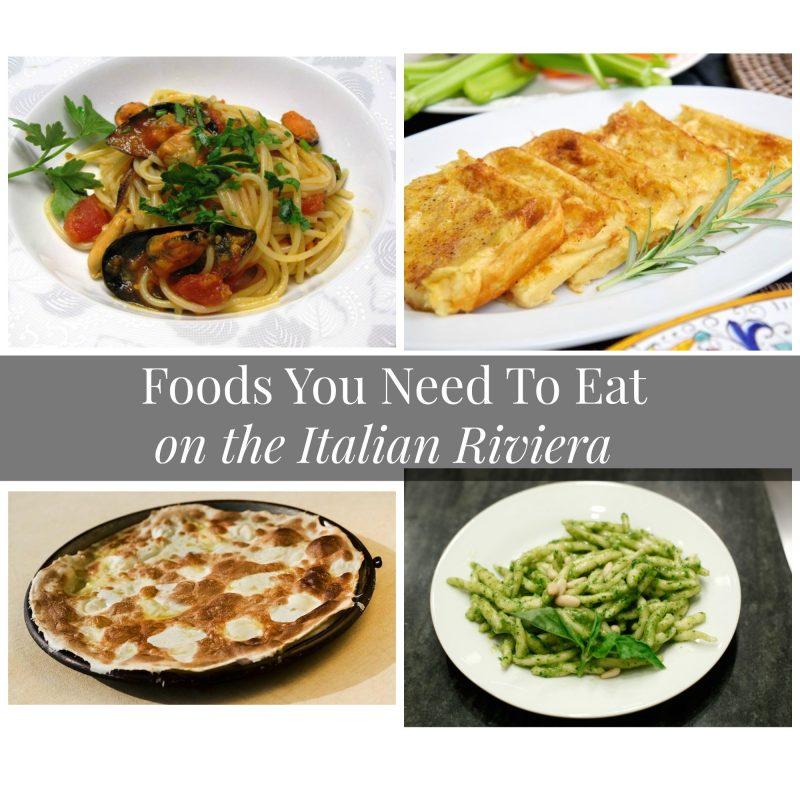 Ligurian Food