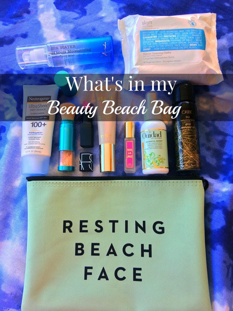 Beauty Beach Bag