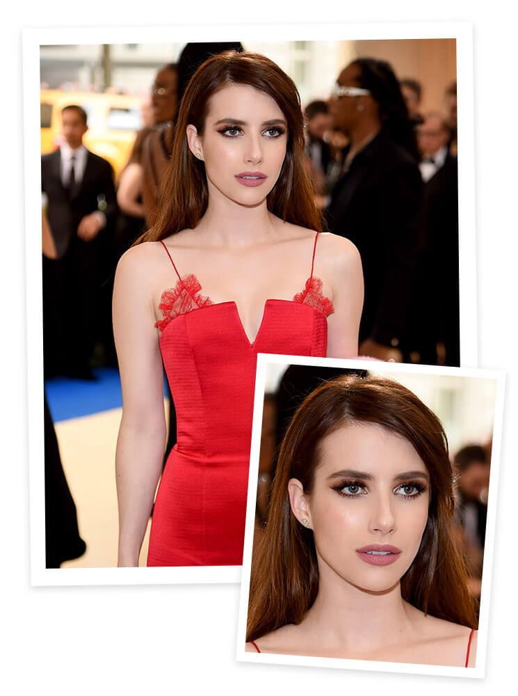 The Met Gala How To Get Emma Roberts Look Corinna B S World