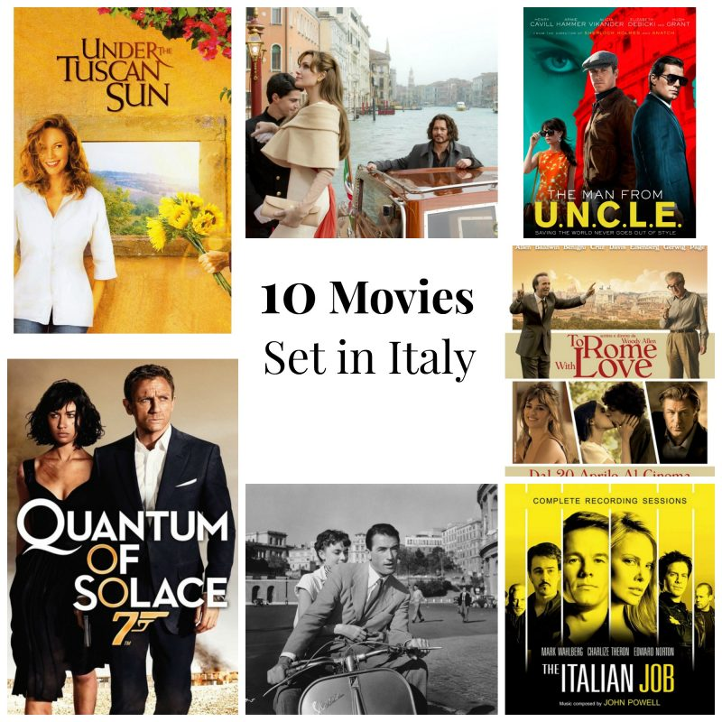 Movies set in Italy