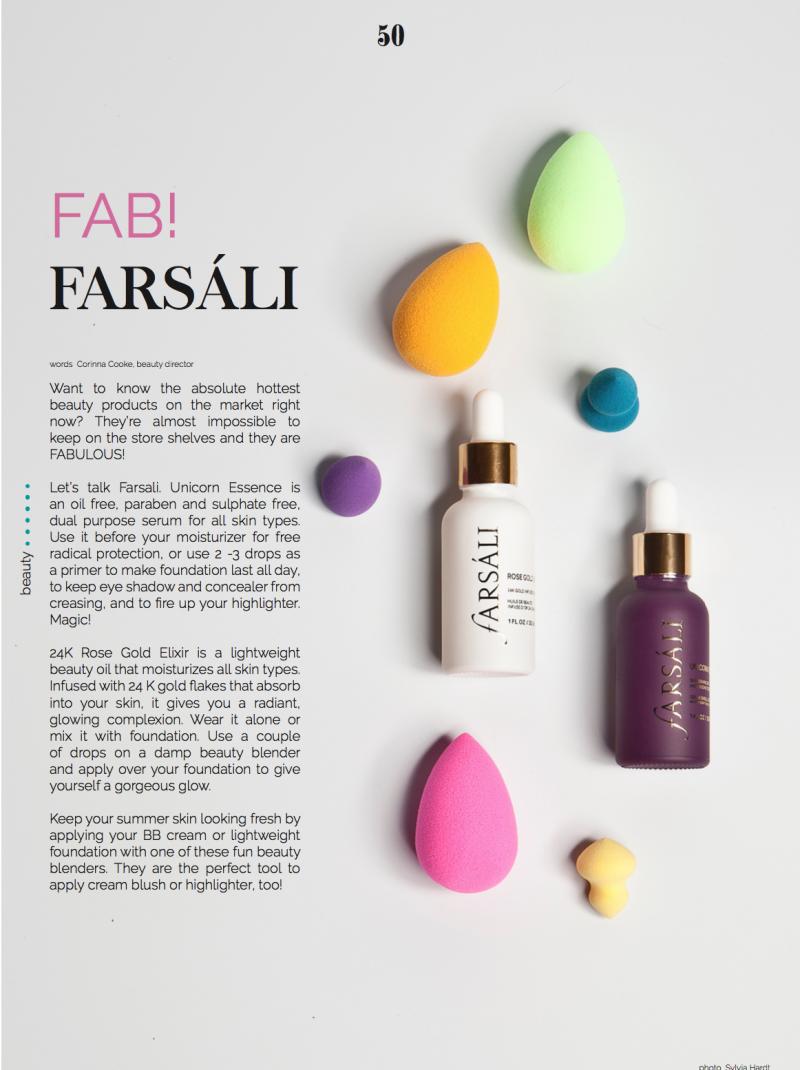 Farsali Luca Magazine