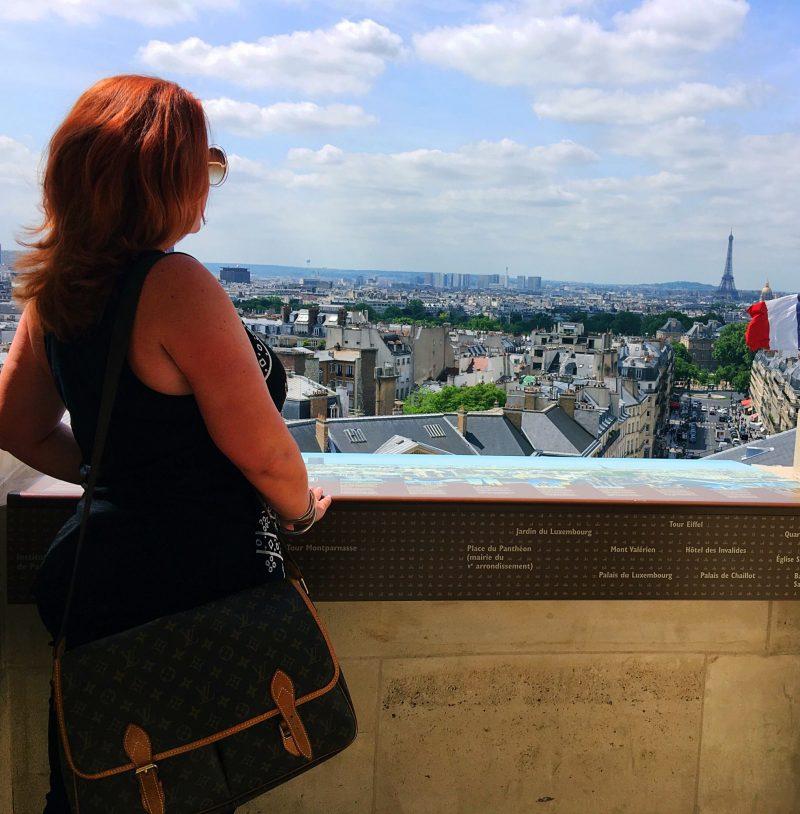 Corinna B's World Paris