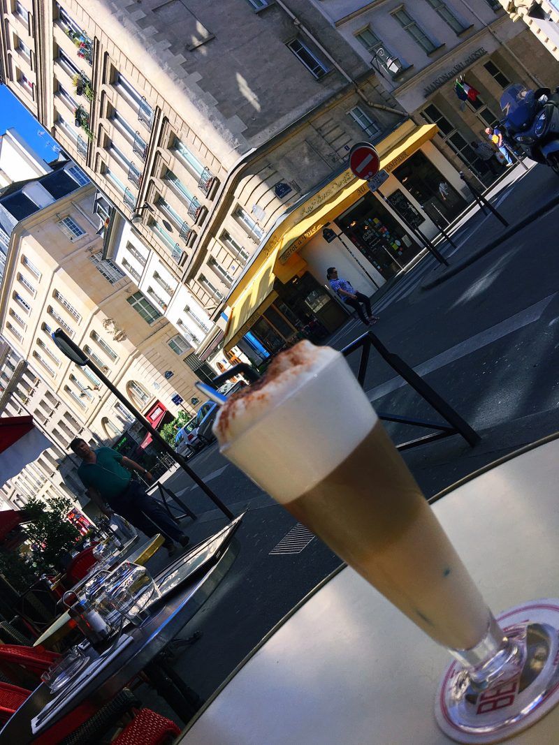Cafe Benjamin, Paris