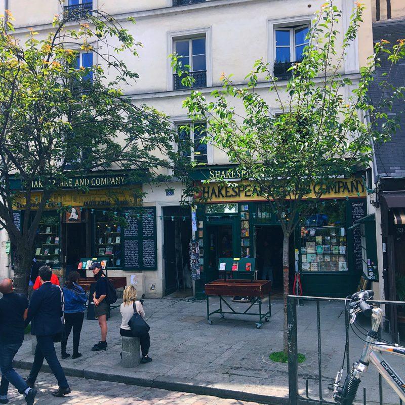 Shakespeare and Company Paris