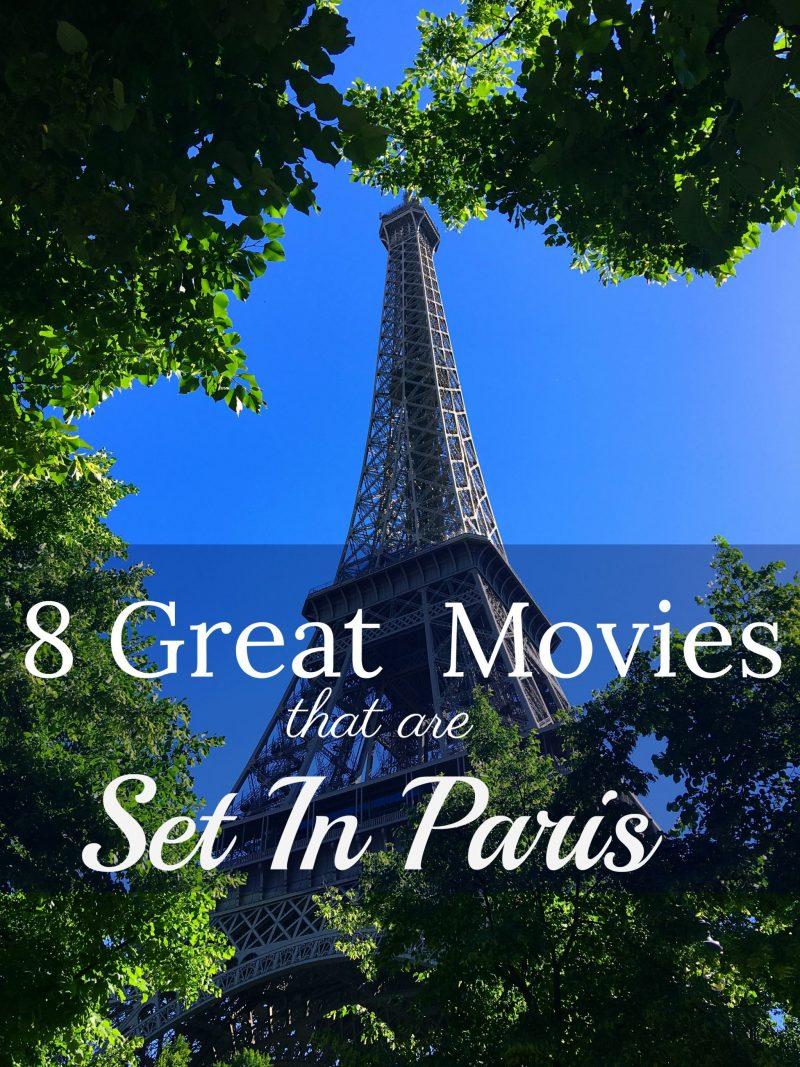 Movies Set In Paris