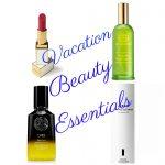 vacation beauty essentials