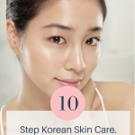 10 Step Korean Skin Care