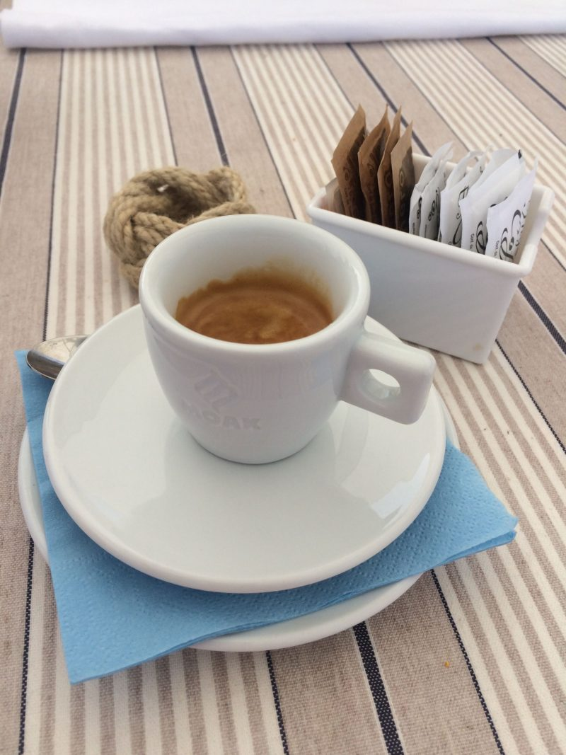 coffee in Italy