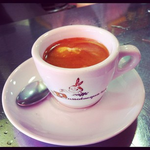 coffee in naples