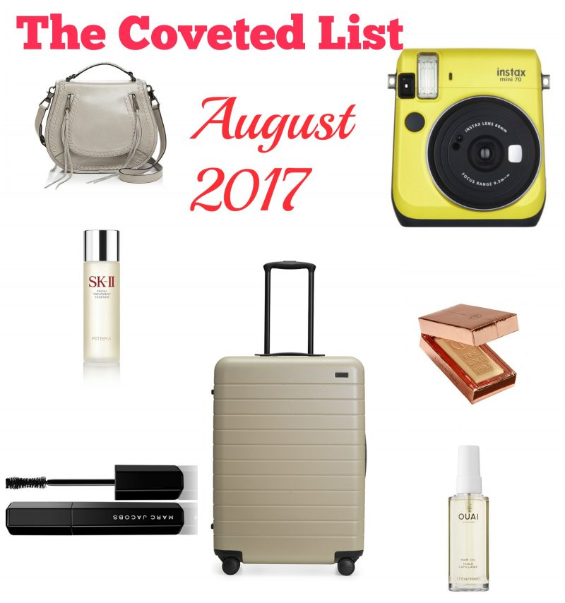 What you Need This August