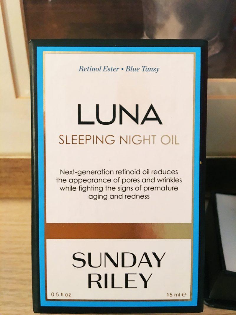 Sunday Riley Luna Sleeping Night Oil