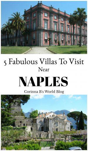 palaces and Villas Near Naples