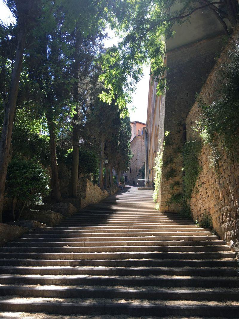 Volterra Stairs