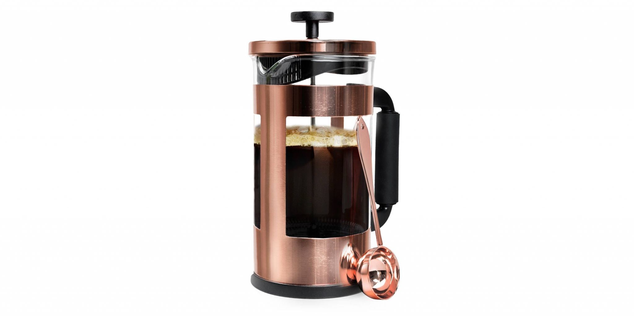 french press coffee maker from target