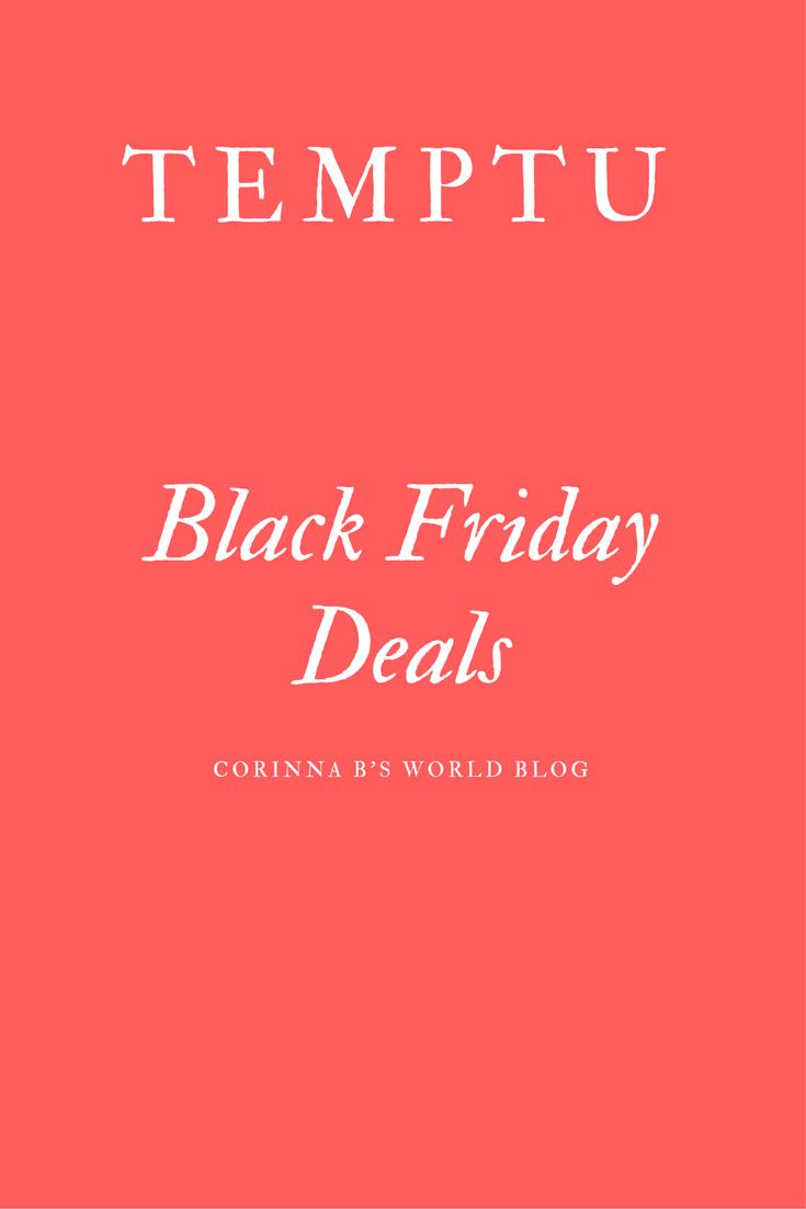 Temptu Black Friday Deals