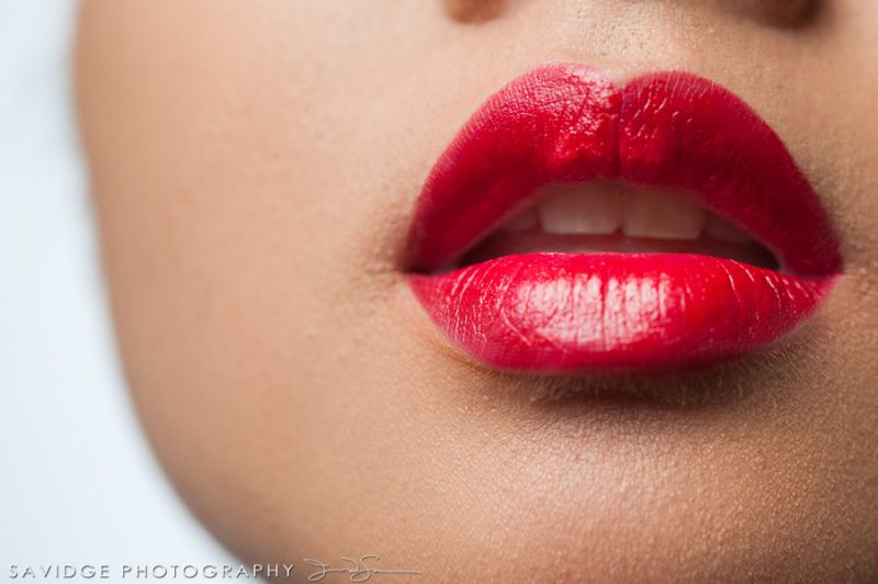 red lipstick for olive skin