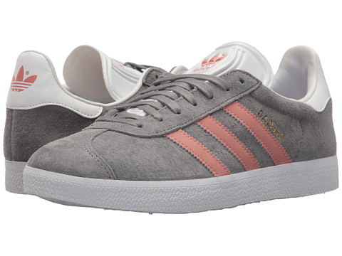 adidas gazelle grey and pink