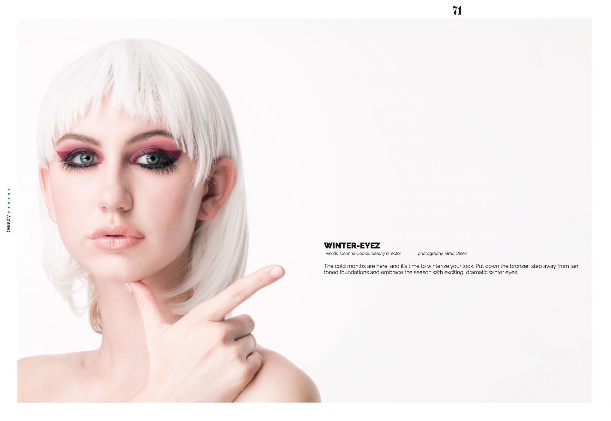 winter makeup trends luca magazine