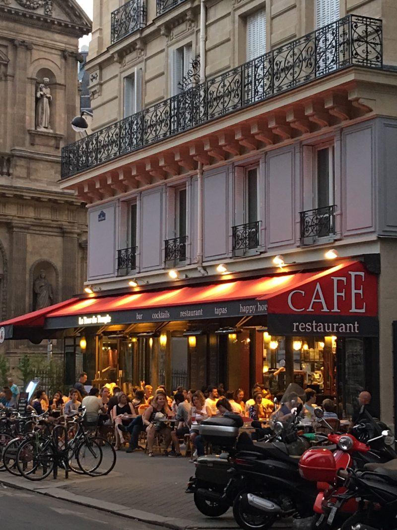 cafe Marais paris