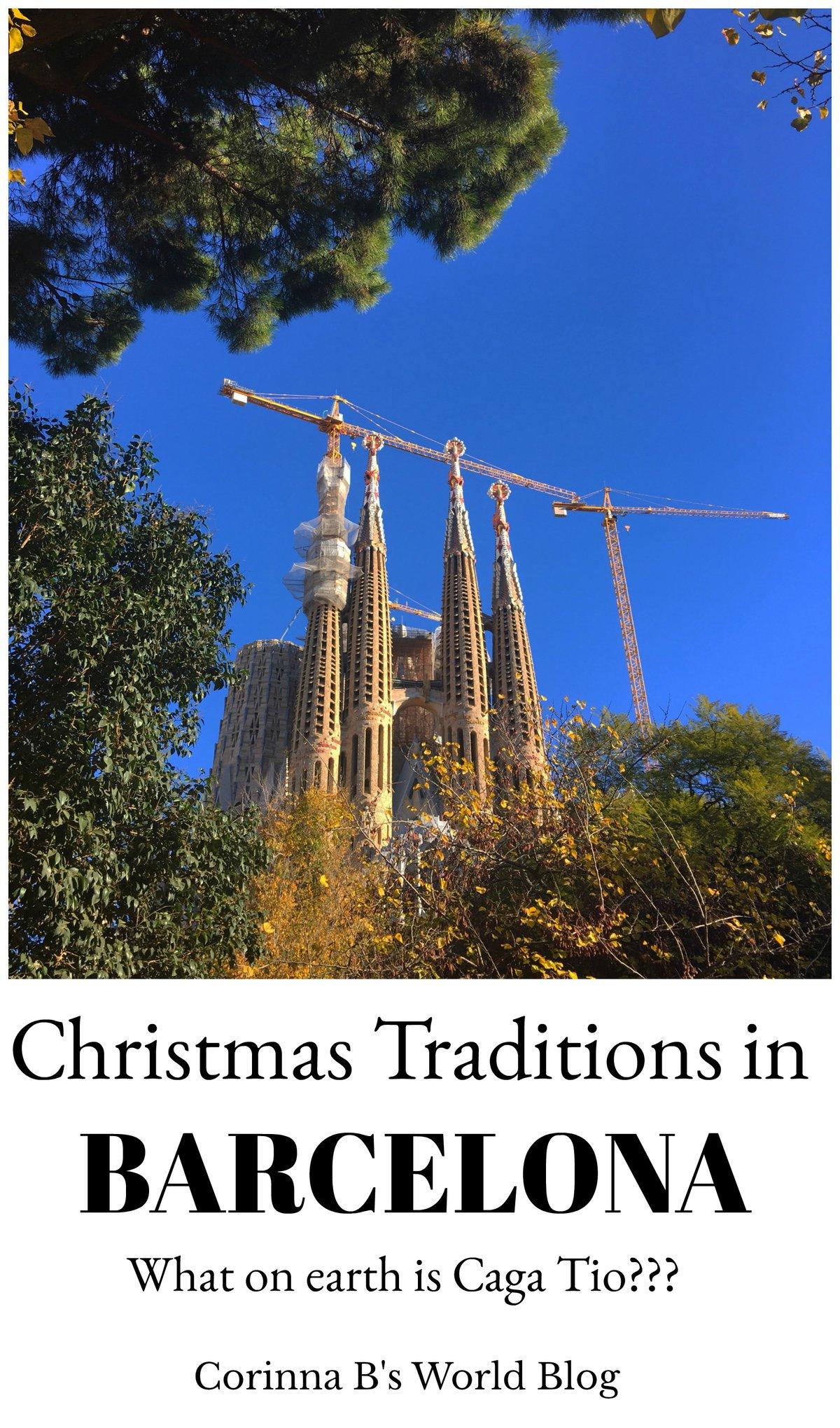 Barcelona Christmas Caga Tio