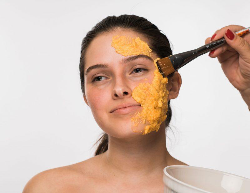 all natural home made face masks