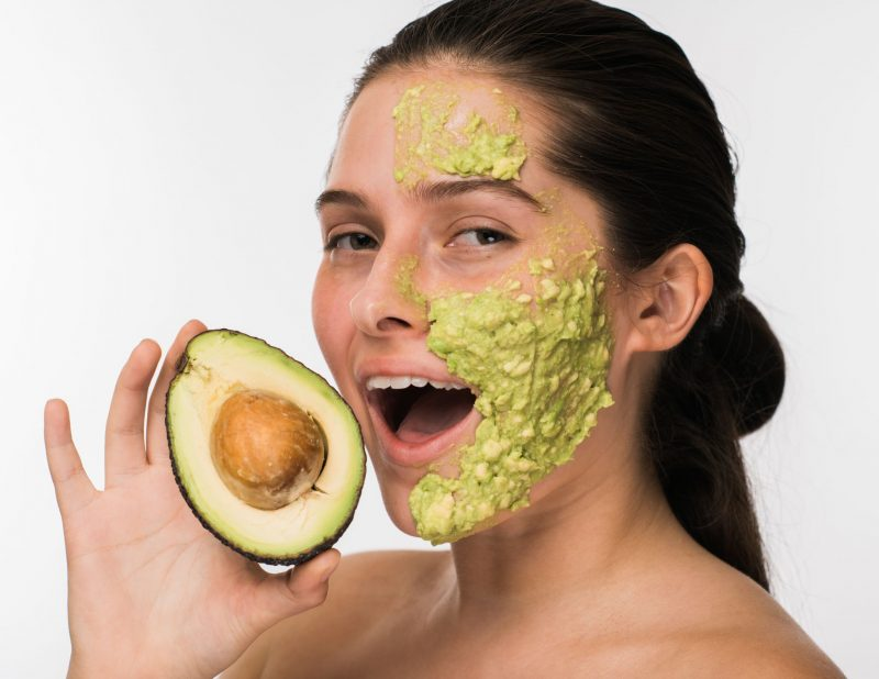 natural home made face masks