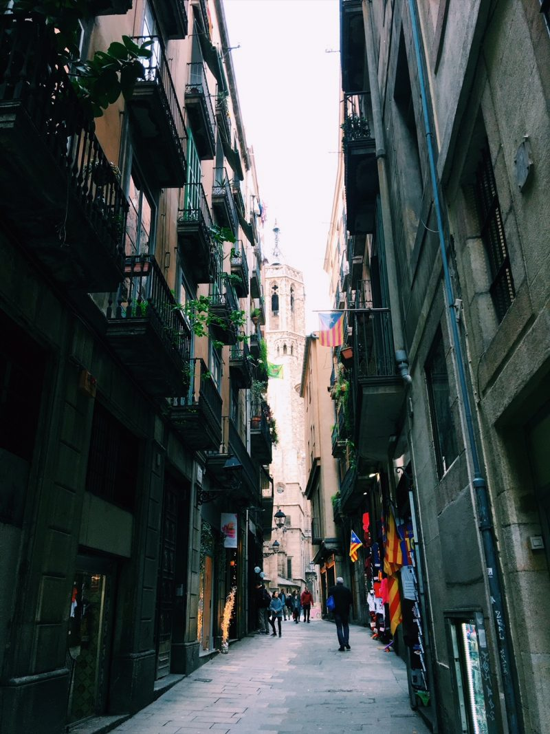 Barcelona Barrio Gotico