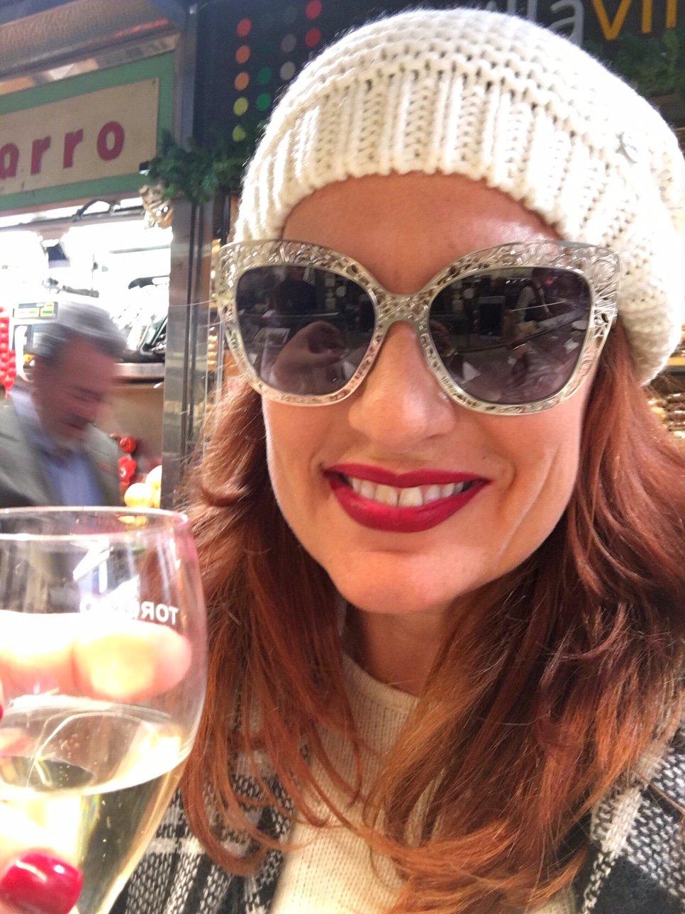 Corinna B's World La Bocqueria Barcelona