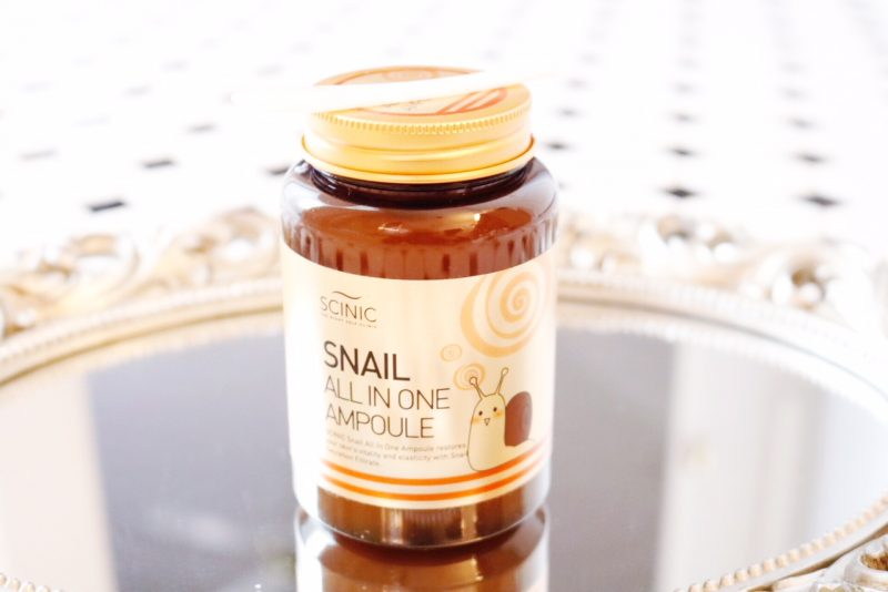 Scinic All In One Snail Ampoule