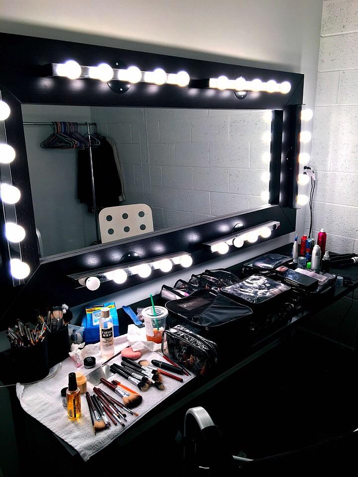 makeup room photo studio