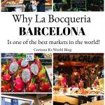La Bocqueria Market Barcelona