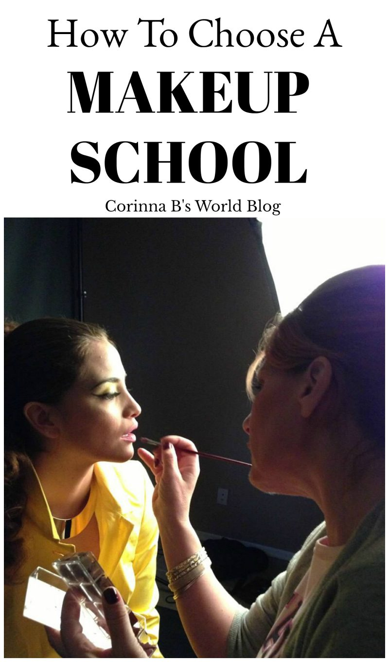 How To Choose A Makeup School