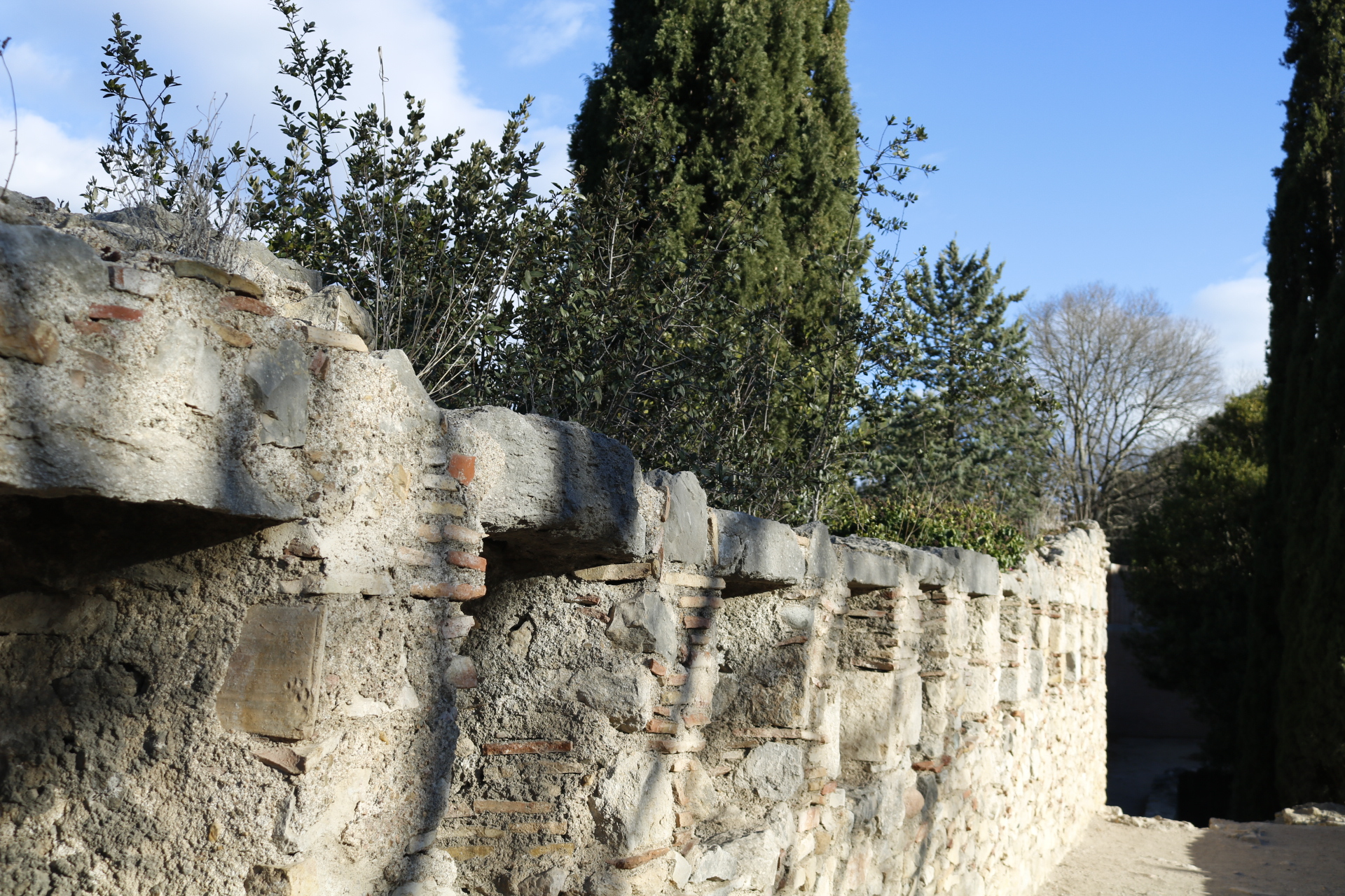 Medieval Wall Girona