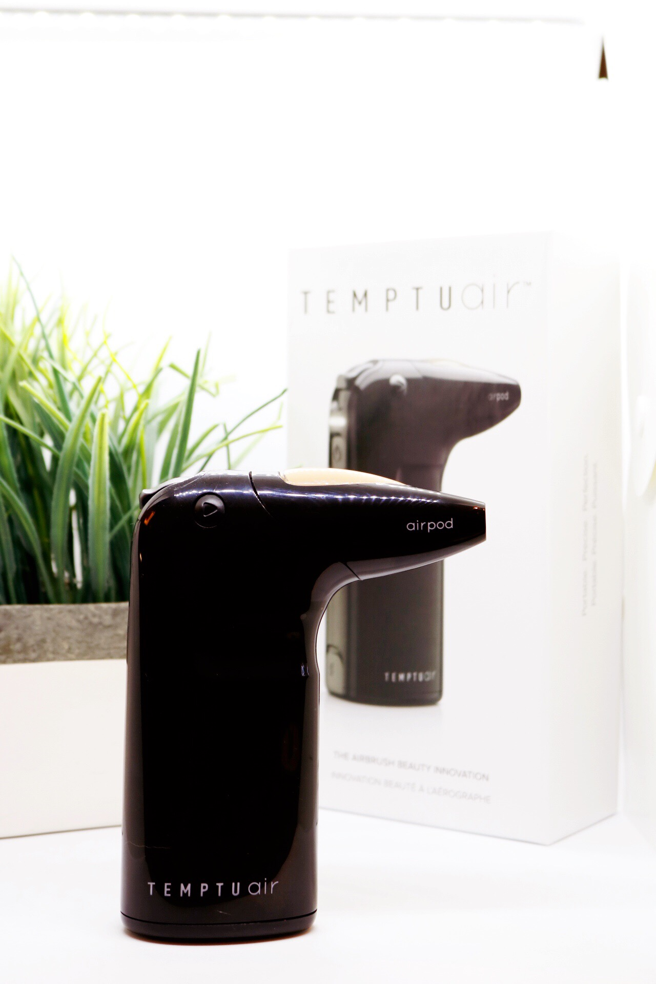 How To Use Temptu Air