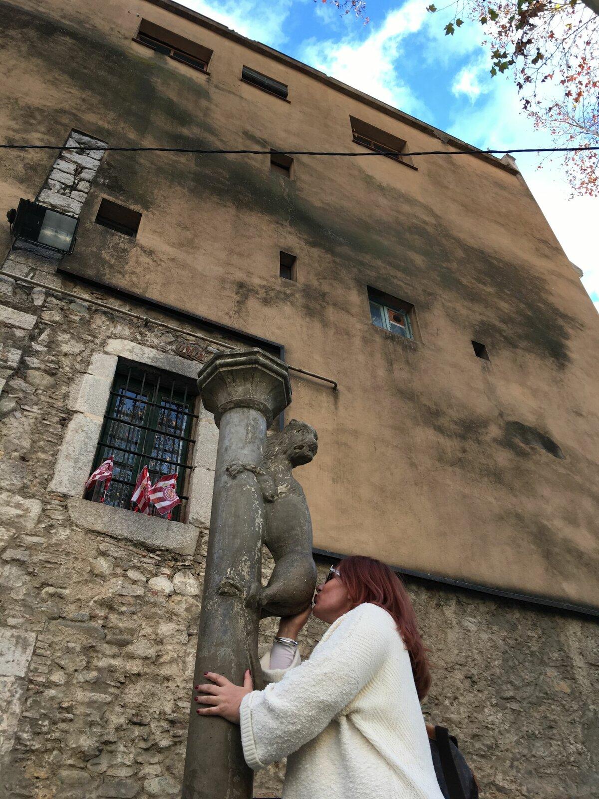 Lions Butt Girona