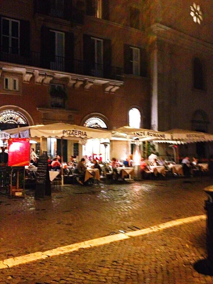 restaurants Piazza Navona